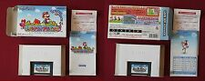 Nintendo Gameboy Advance ! jeu SUPER MARIO ADVANCE  complet en Boite vers. Jap
