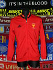 5/5 FC Nomads of Connah's Quay adults L MINT football top