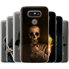Dessana Skulls TPU Silicone Protective Cover Phone Case Cover For LG