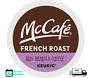 McCafe French Roast Keurig Coffee K-cups YOU PICK THE SIZE