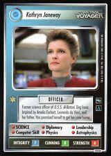 Star Trek Voyager      Individual Trading Cards