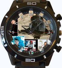 Airwolf Retro Lover New Gt Series Sports Unisex Gift Wrist Watch