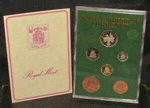 East Caribbean 1965 Proof Set