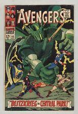 Avengers #45 October 1967 VG