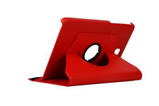 """For Samsung Galaxy Tab 3 S 7"""" Rotating 360 Degree Folio Book Case Stand Cover"""