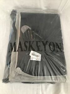 MASKEYON Airline Approved Portable Pet Carrier 2 Sides Expandable Soft-Sided TSA