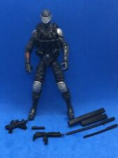 GI JOE NINJA SHOWDOWN RETALIATION SNAKE EYES V62 LOOSE COMPLETE