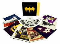 Batman: The Animated Series (2015) Mondo Vinyl Box Set - FACTORY SEALED - MIB