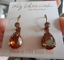 62876864e Brass Liz Palacios Fashion Earrings for sale   eBay