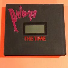 THE TIME PANDEMONIUM US PROMO CD IN GATEFOLD CLOCK PACKAGE PRINCE