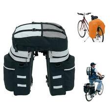 Fahrrad-Sattel-Tasche Satteltasche Fahrradtasche Gepäckträgertasche Rucksack