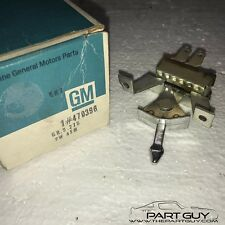 NOS 1977-81 Camaro Z28 A/C FAN BLOWER SWITCH Air Conditioning 470396 Z-28 Chev