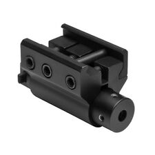 NcStar APRLS Red Laser Sight for Pistols and Rifles with Weaver Rail Mount