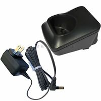 New Panasonic PNLC1029ZM Charge Stand + PNLV226Z AC Adapter for KX-TGA470B Phone