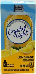 Crystal Light On The Go Drink Mix Many Flavor Choices Buy More Save Up To 40%
