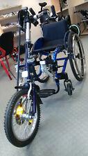 Kinder-Aktivrollstuhl Modell: Sopur Allround Kid 2 + Handbike City Kid 16 Zoll
