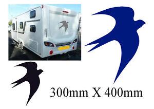 Swift Caravan motor home camper parts animal names stickers decals vinyl signs