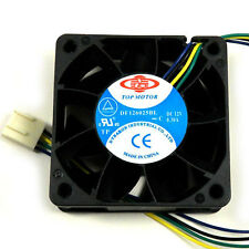 TOP MOTOR DF126025BL-PWMG 60x60x25mm PWM Fan, 4PIN PWM