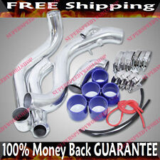 Intercooler Piping Kits+Clamps+Silicone hoses for 95-99 Nissan 240SX S14 SR20DET
