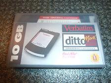 CARTOUCHE VERBATIM DITTO MAX 10 GB D'OCCASION / USED CARTRIDGE DITTOMAX 10GB