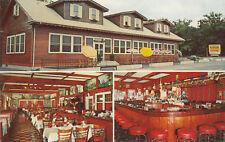 E9968 NJ, Atlantic Highlands Doppelts Holf. Postcard
