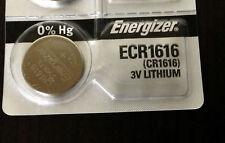 1 Piece Fresh ENERGIZER CR1616 BATTERY 3V LITHIUM CR 1616 DL1616 BR1616 EXP 2024