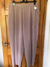 Ladies Trousers Size 26 Plus Size