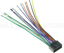 WIRE HARNESS FOR JVC KW-AVX830 KWAVX830 *PAY TODAY SHIPS TODAY*