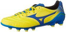 NEW Mizuno soccer spike MONARCIDA JP P1GA1620 45 yellow x blue 27.5 US:9.5 Japan