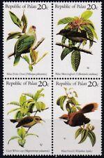Palau 1983 Scott 5 -8 Birds MNH