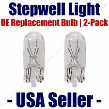 Stepwell Bulb 2pk OE Replacement Fits - Listed Chevrolet Vehicles - 194