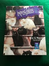Bepuzzled Impossibles Puzzle Cat & Mouse 750+5 Pieces