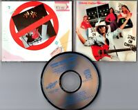 Johnny Guitar Watson CD STRIKE ON COMPUTERS 1986 Sanyo Japan no barcode FunkSoul
