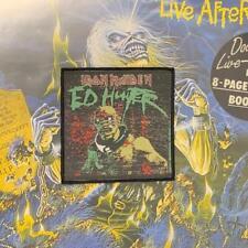 Patch: Iron Maiden - Ed Hunter Aufnäher / Badge für deine Heavy Metal Kutte
