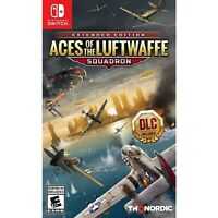 Aces of the Luftwaffe Squadron (Extended Edition) (Nintendo Switch, 2019)