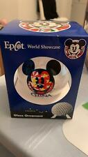 Disney Parks Epcot World Mickey Mouse Holiday Disney Christmas Valentine Deal