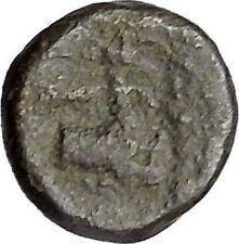 EPHESUS Ephesos Ionia 300BC Bee Stag Quiver Authentic Ancient Greek Coin i45493