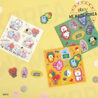 BT21 Character Magnet Set Decoration Item 3types Official K-POP Authentic Goods