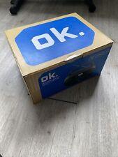 OK. ORC 330-B Tragbarer Stereo CD/MP3/USB, Radiorecorder, Schwarz, NEU und OVP