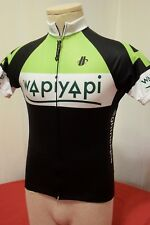 Mint Womens Hincapie Wapiyapi Lance Armstrong Full Zip Cycling Jersey Sz S  NR