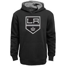 "Los Angeles Kings Youth NHL ""Prime Logo"" Pullover Hooded Sweatshirt"