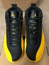 Nike Air Jordan 12 Retro University Gold 130690-070   Size 8.5  NEW