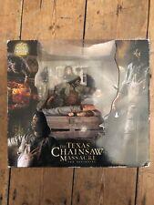 Texas Chainsaw Massacre nuevo principio Neca 2006 horror Box set af TCM 29