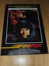 FIREFOX- Kinoplakat A1 ´82 - CLINT EASTWOOD