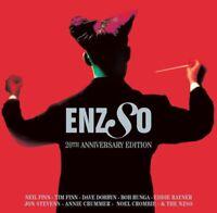 ENZSO 20th Anniversary CD ~ TIM & NEIL FINN~DAVE DOBBYN +++ ( SPLIT ENZ ) *NEW*