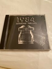 Anthony Phillips - 1984 - Anthony Phillips CD WPVG The Cheap Fast Free Post The
