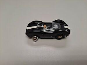 Slot Car With Driver (Vintage Original HO)