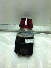 ALLEN-BRADLEY 800T-P16R SERIES N PILOT LIGHT