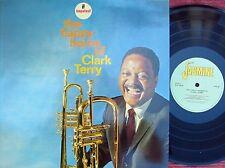 Clark Terry UK Reissue LP Happy horns of NM Jazz Bop Jasmine JAS28