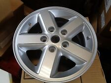 MOPAR # 1TA09PAKAA JEEP WRANGLER WHEELS (4) RIMS 2007, 2008 OEM 16 X 7 *IN BOX*